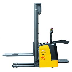 CDDK15-III ELECTRIC STACKER, 1.5TX3.0M